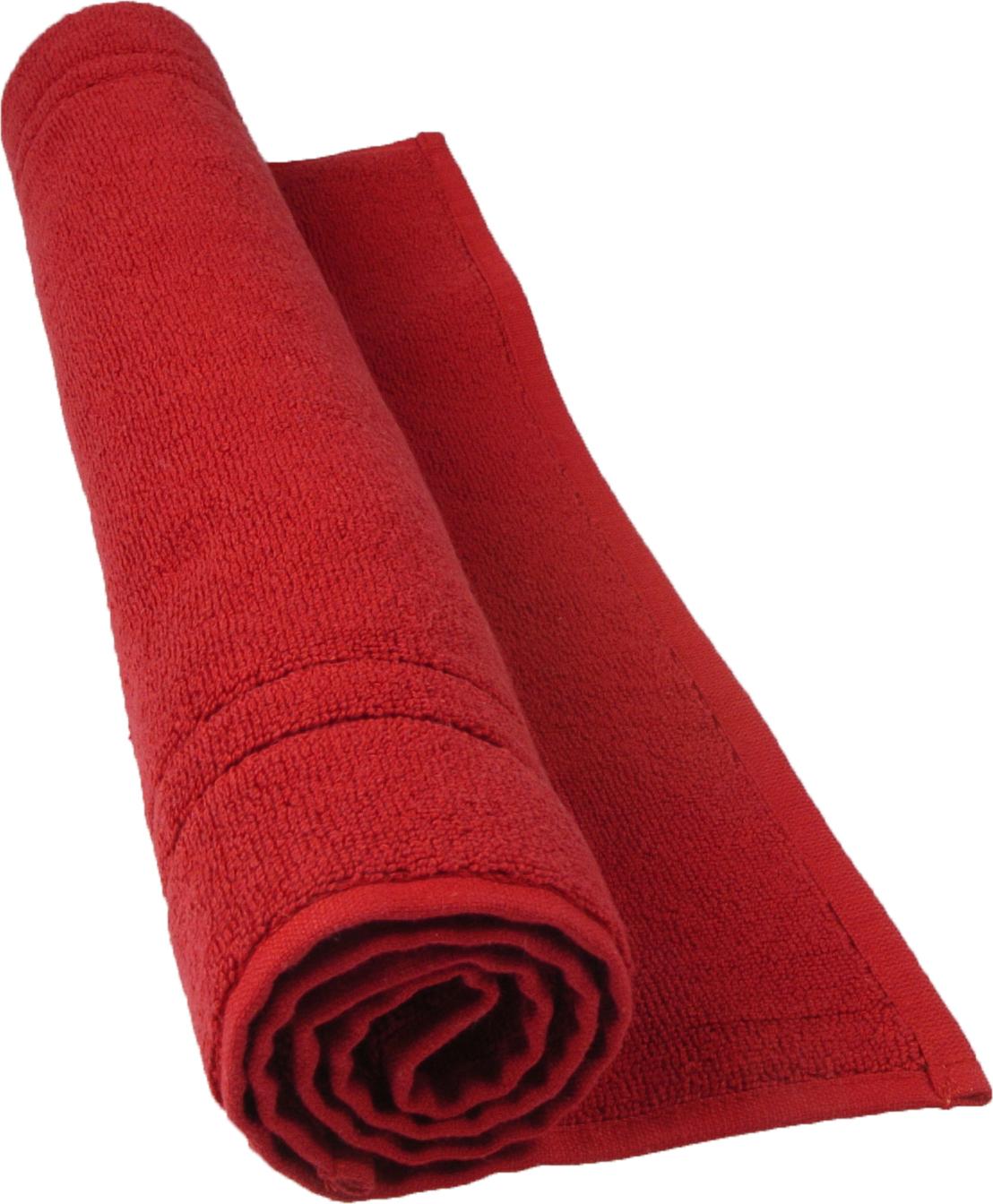 tapis de bain 50 x 80 cm en coton couleur bordeaux bordeaux homemaison vente en ligne. Black Bedroom Furniture Sets. Home Design Ideas