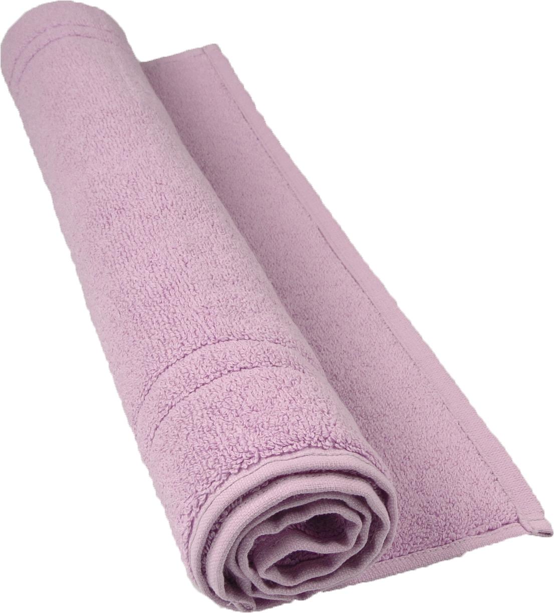 tapis de bain 50 x 80 cm en coton couleur parme parme. Black Bedroom Furniture Sets. Home Design Ideas