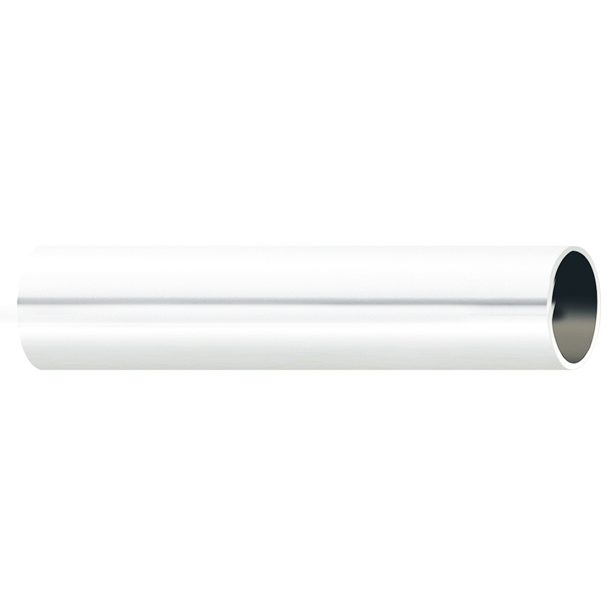 Tube de tringle Ø 20 mm (Blanc)