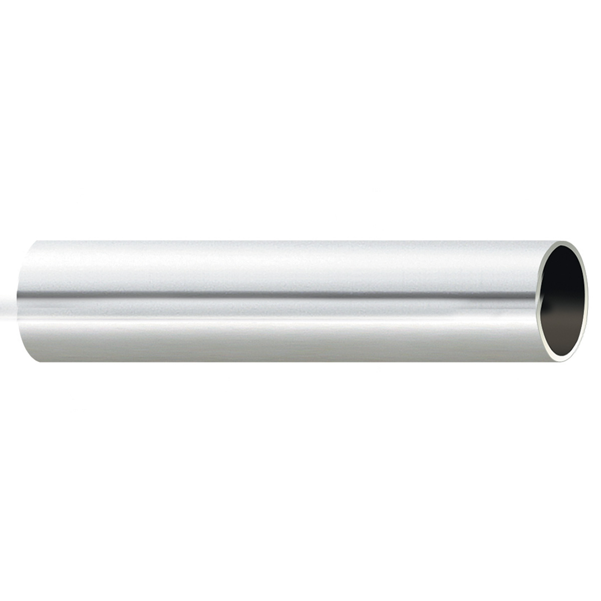 Tube de tringle Ø 20 mm (Chromé)