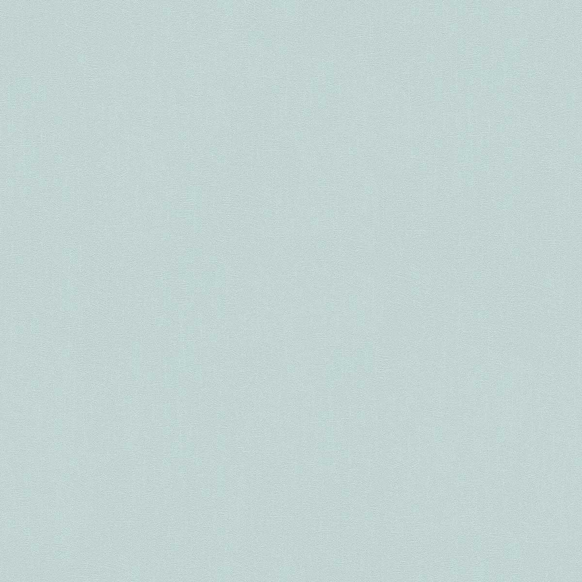 Papier Peint Uni et Coloré - BLEU GLACIER - 10 ml x 0,53 m