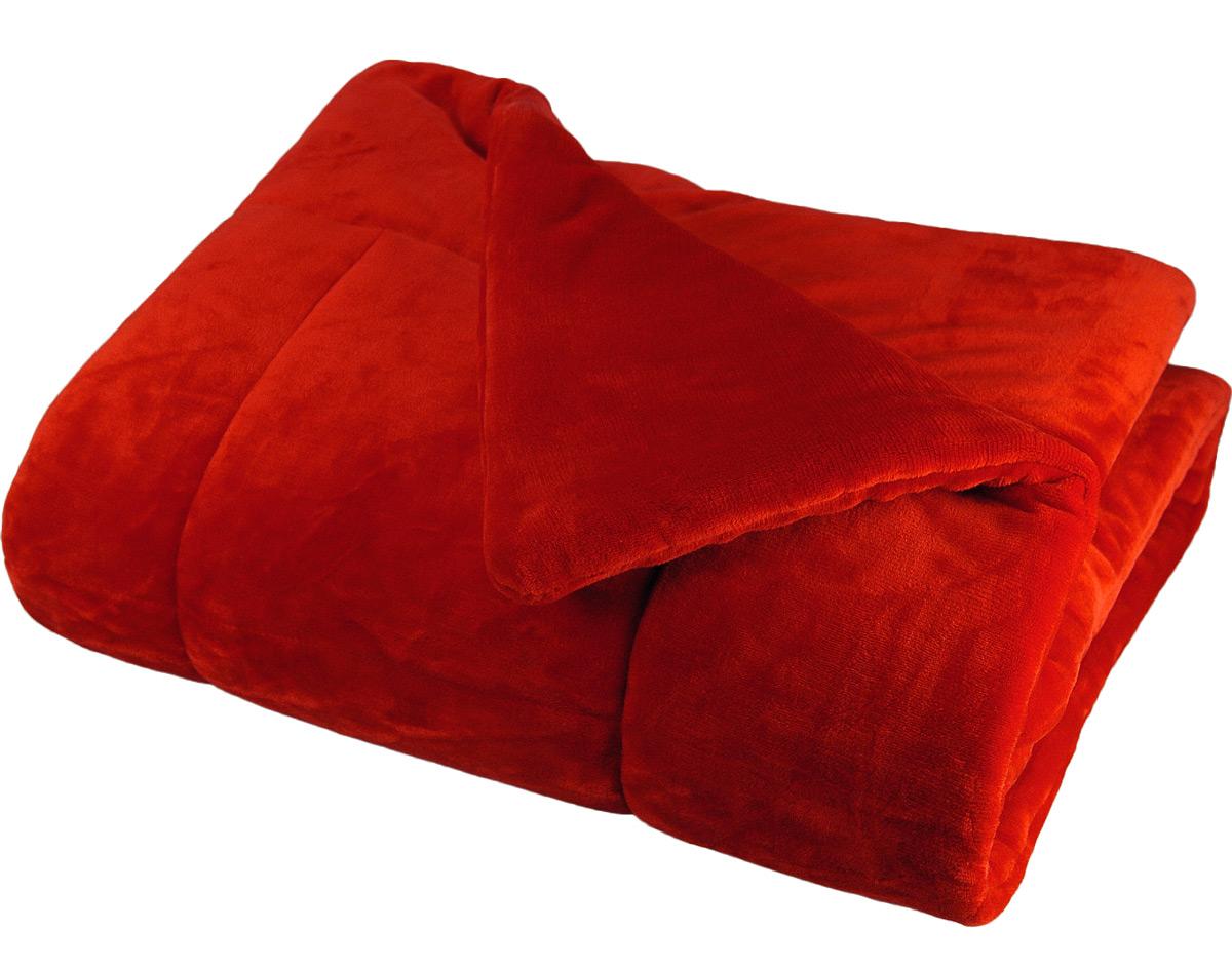couvre lit matelass douceur polaire rubis silver grey indigo ficelle homemaison. Black Bedroom Furniture Sets. Home Design Ideas