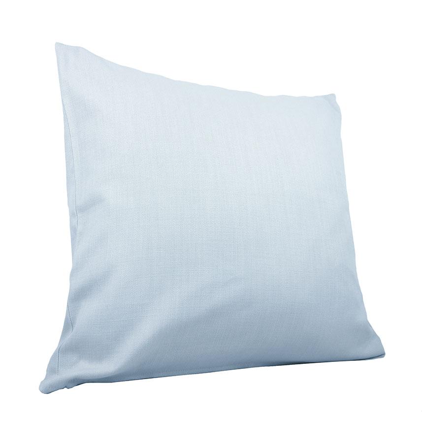 coussin uni en coton lourd lavande gris fonc blanc taupe lin gris naturel. Black Bedroom Furniture Sets. Home Design Ideas