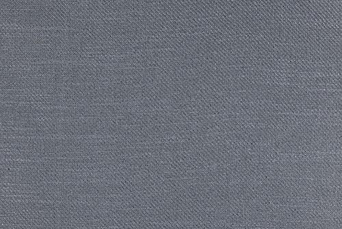Rideau en Lin avec Trame Apparente - Gris - 135 x 260 cm