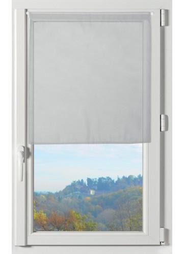 Paire de Brise Bise Unie Légère - Perle - 60 x 60 cm