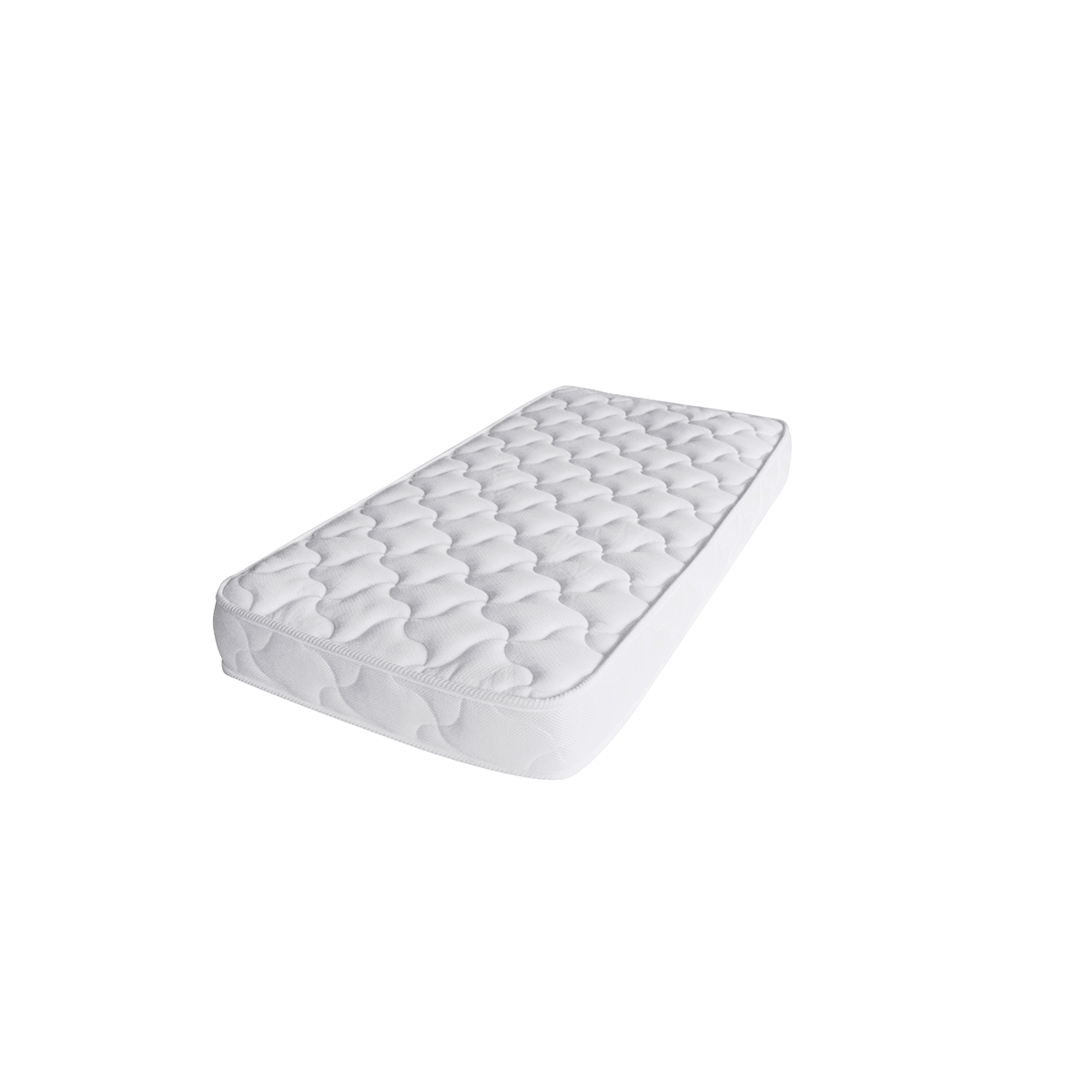 Matelas confort ORION pour baby - Blanc - 70 x 140 cm