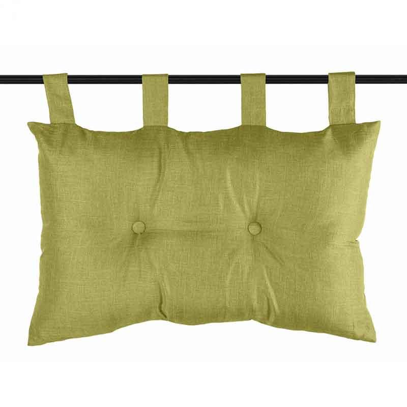 t te de lit avec effet satin anis corail turquoise. Black Bedroom Furniture Sets. Home Design Ideas