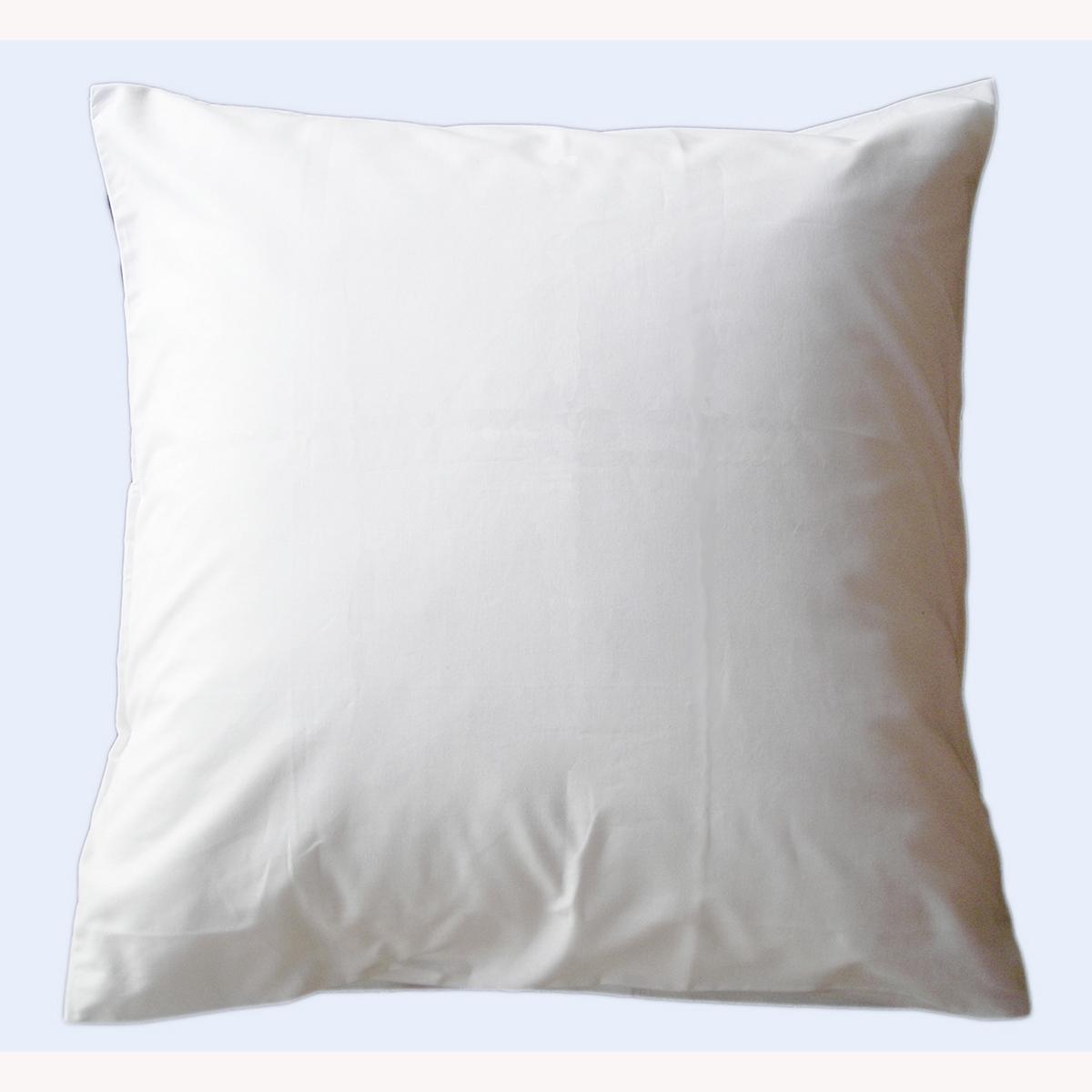 Protège oreiller en tencel  (Blanc)