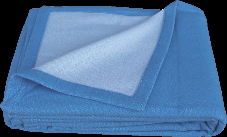 couverture en pur coton double face bleu cendre galet galet mastic rose poudre perle. Black Bedroom Furniture Sets. Home Design Ideas