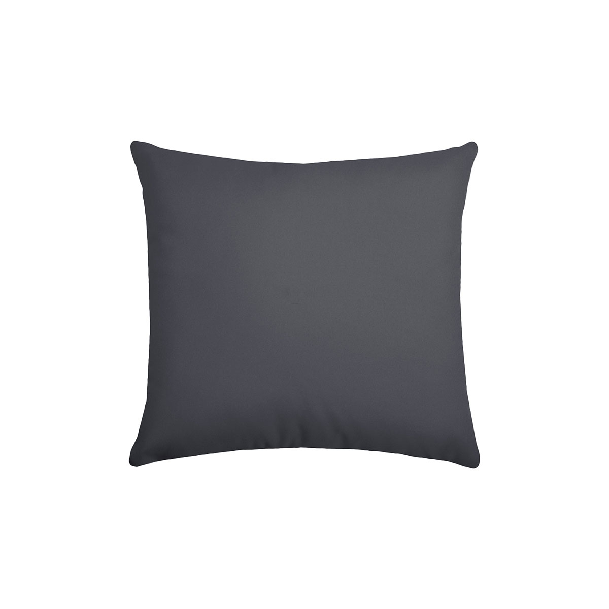Coussin outdoor coloré 40 x 40 cm (Anthracite)