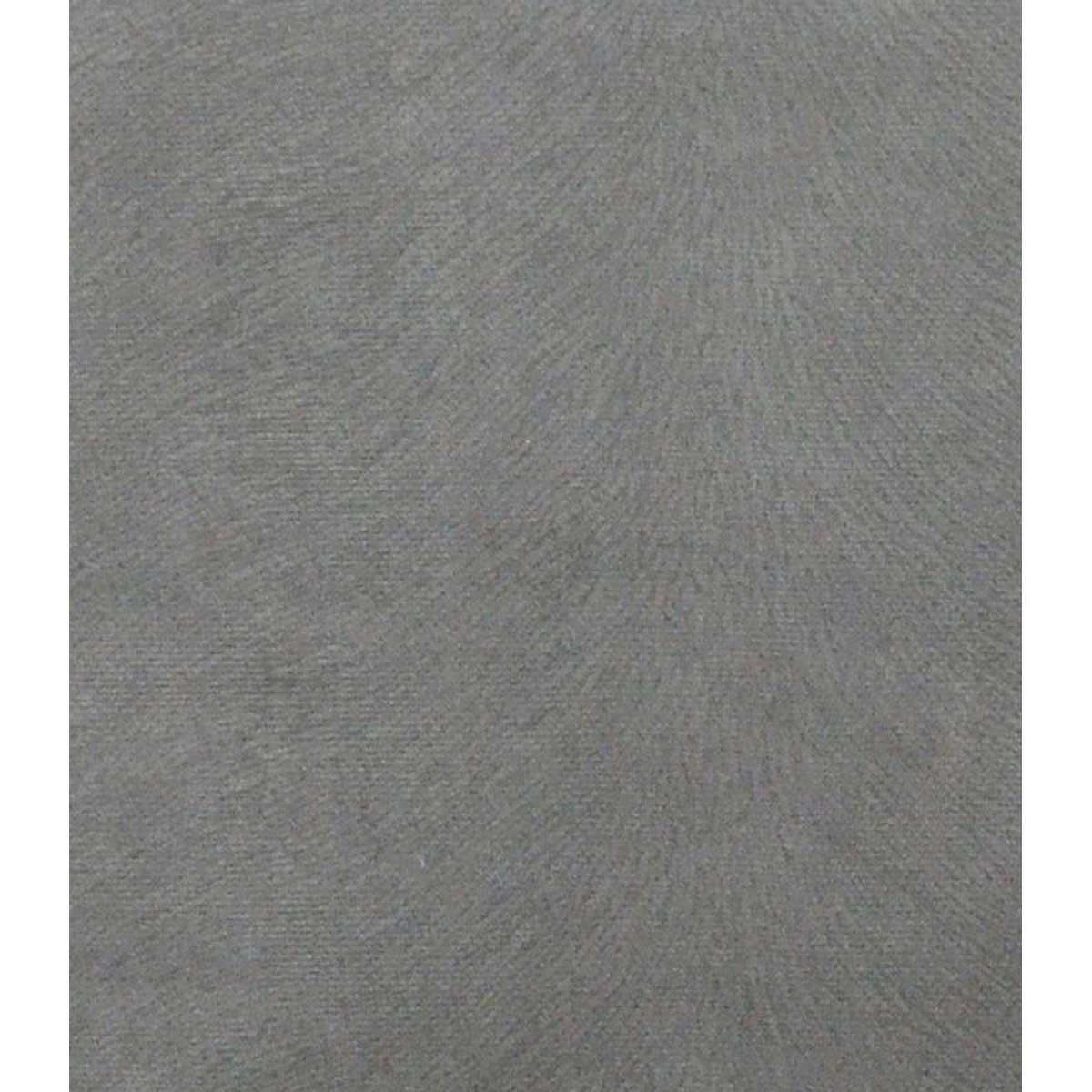 Tissu velours à effet peau d'éléphant - Gris souris - 1.4 m