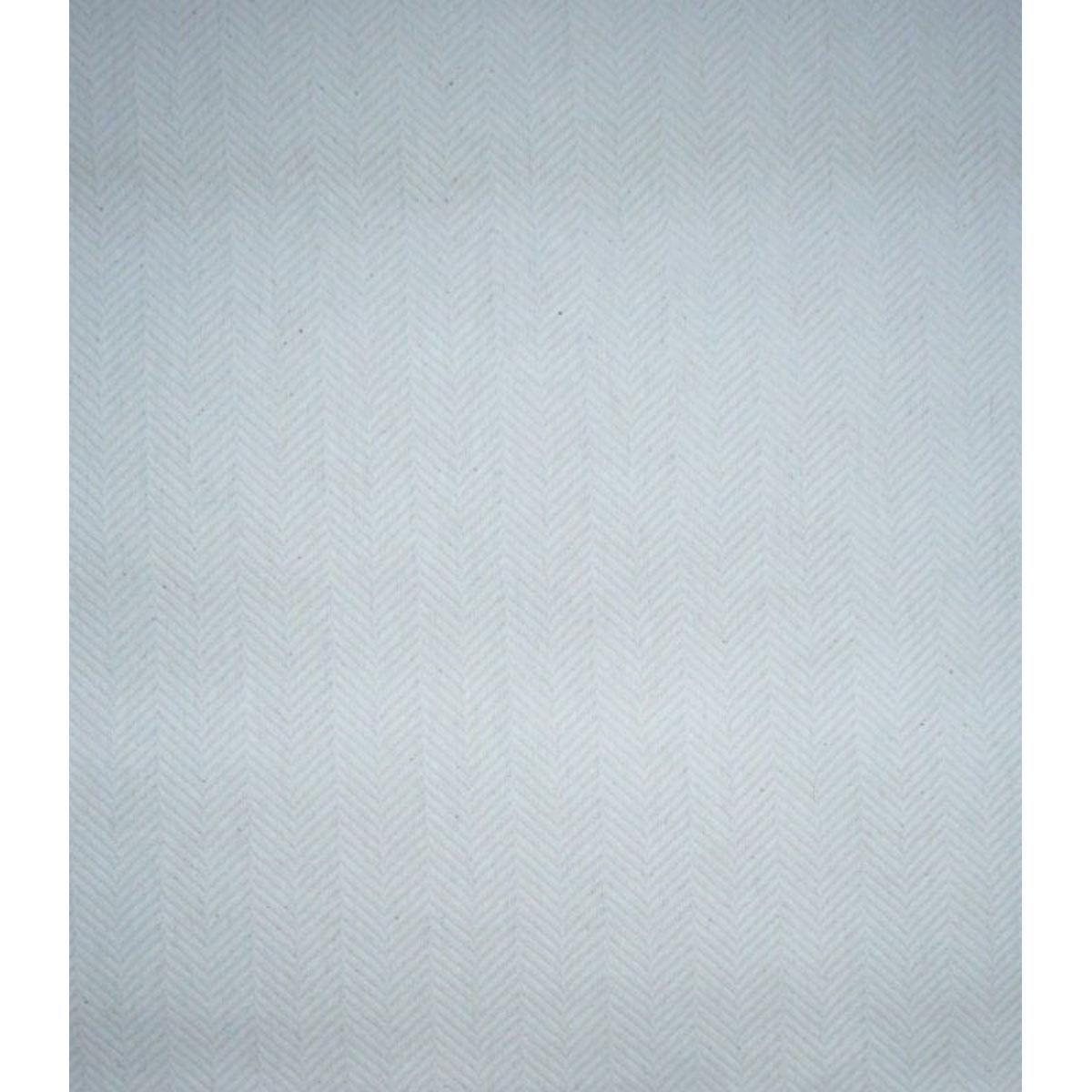 Tissu à tissage chevrons - Ecru - 2.8 m