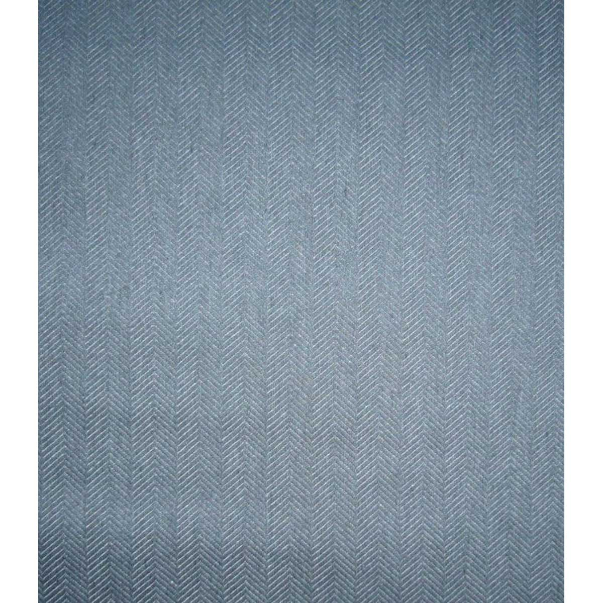 Tissu à tissage chevrons - Gris Foncé - 2.8 m