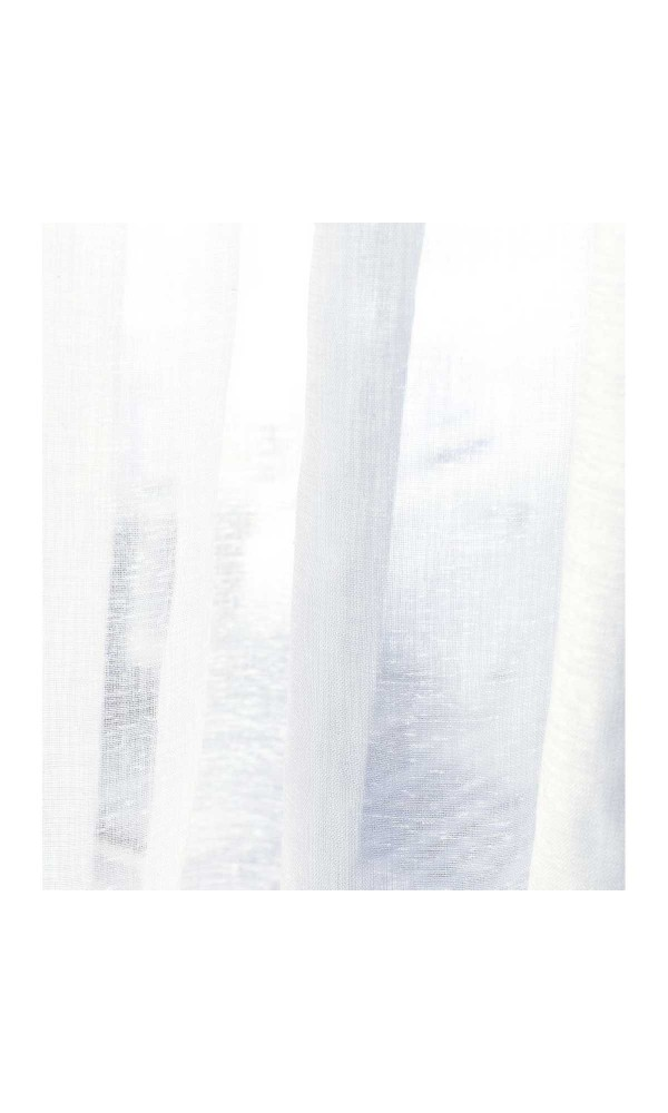Tissu en étamine unie Non feu M1 et plombé