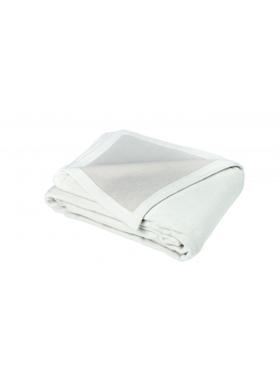 Manta puro algodón Doble cara