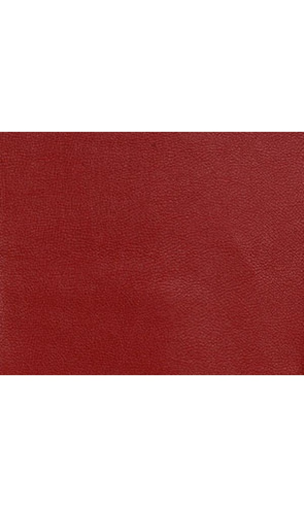 Rideau à Oeillet en Simili Cuir coloré - Bordeaux - 135 x 260 cm