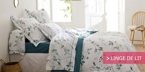 Soldes Linge de lit