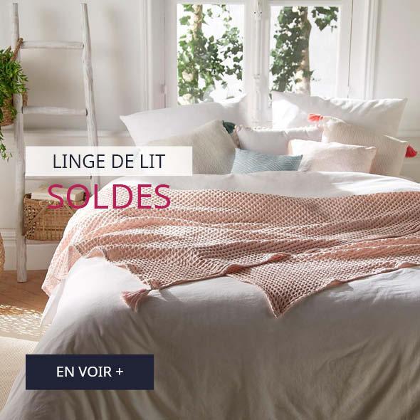 + de linge de lit