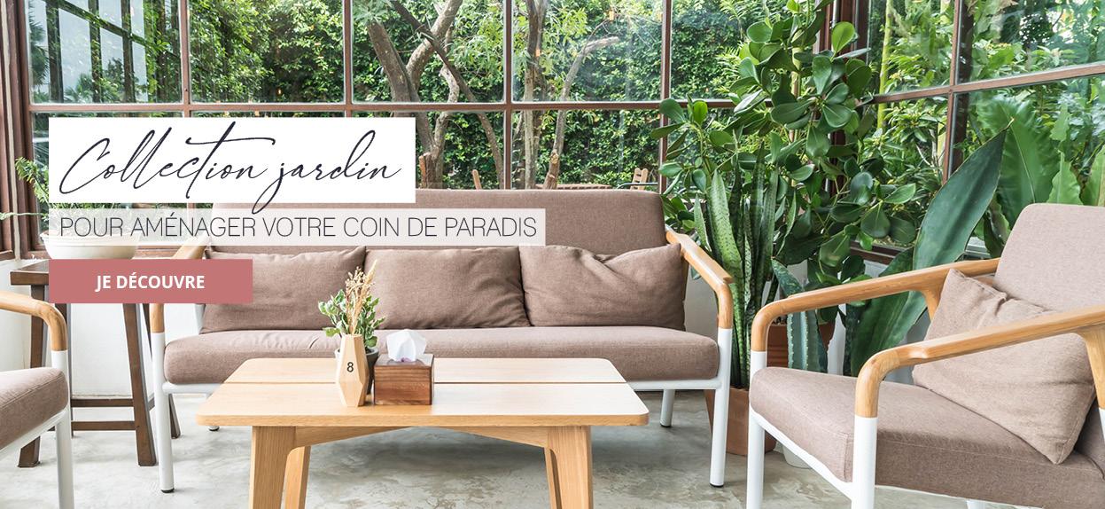 Collection jardin