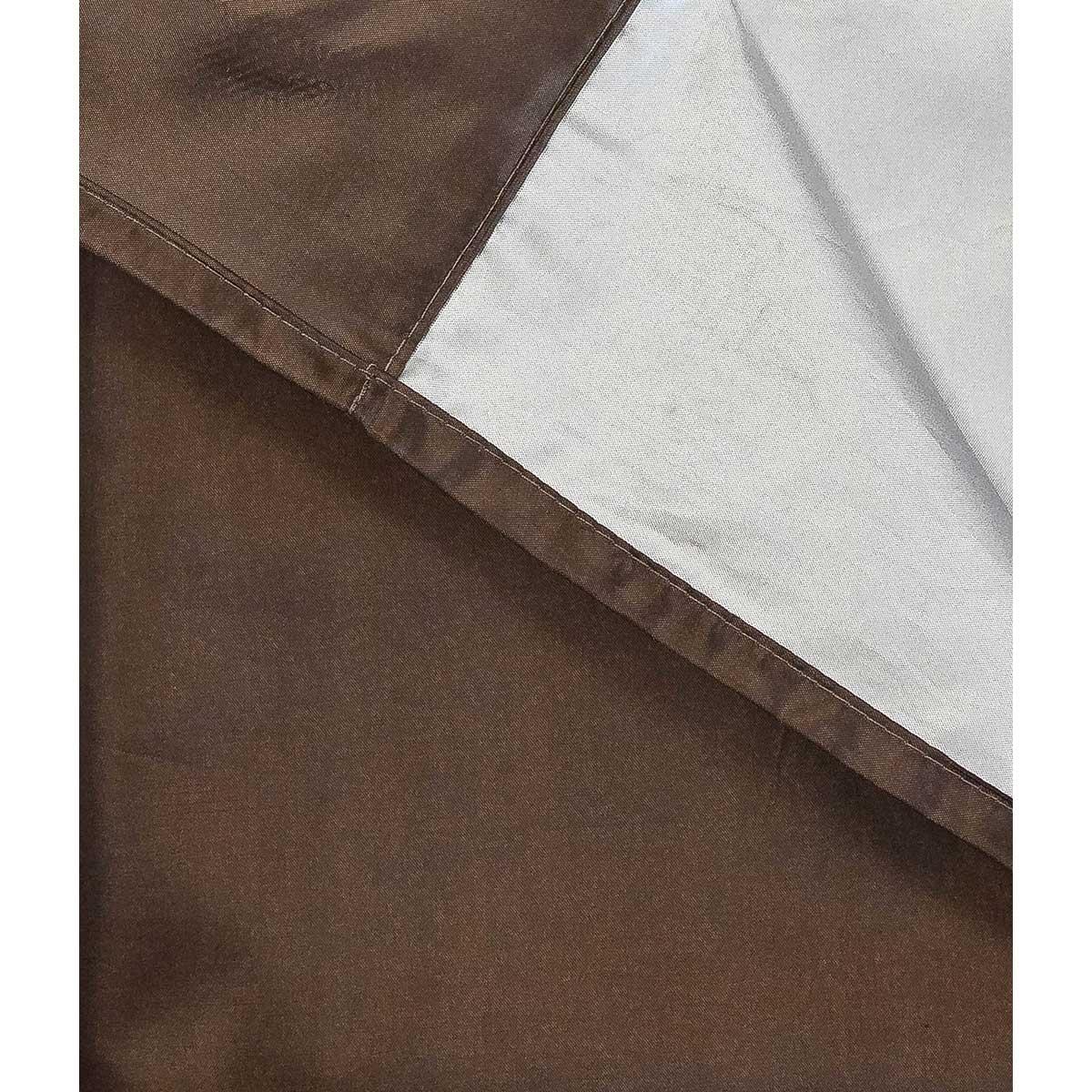 Tissu doublure obscurcissant et thermique