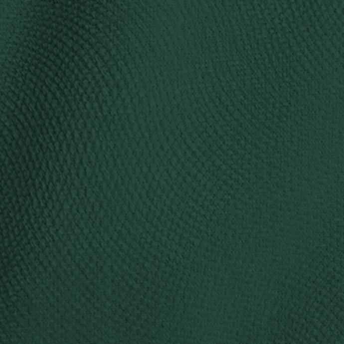 Rideau en velours à effet brossé (Vert)