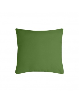 Coussin uni intemporel