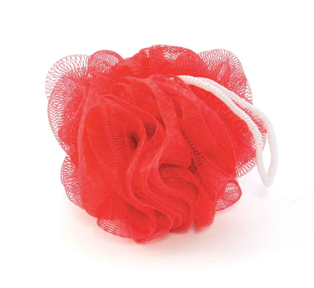 Fleur de Douche Unie et Colorée (Rouge)