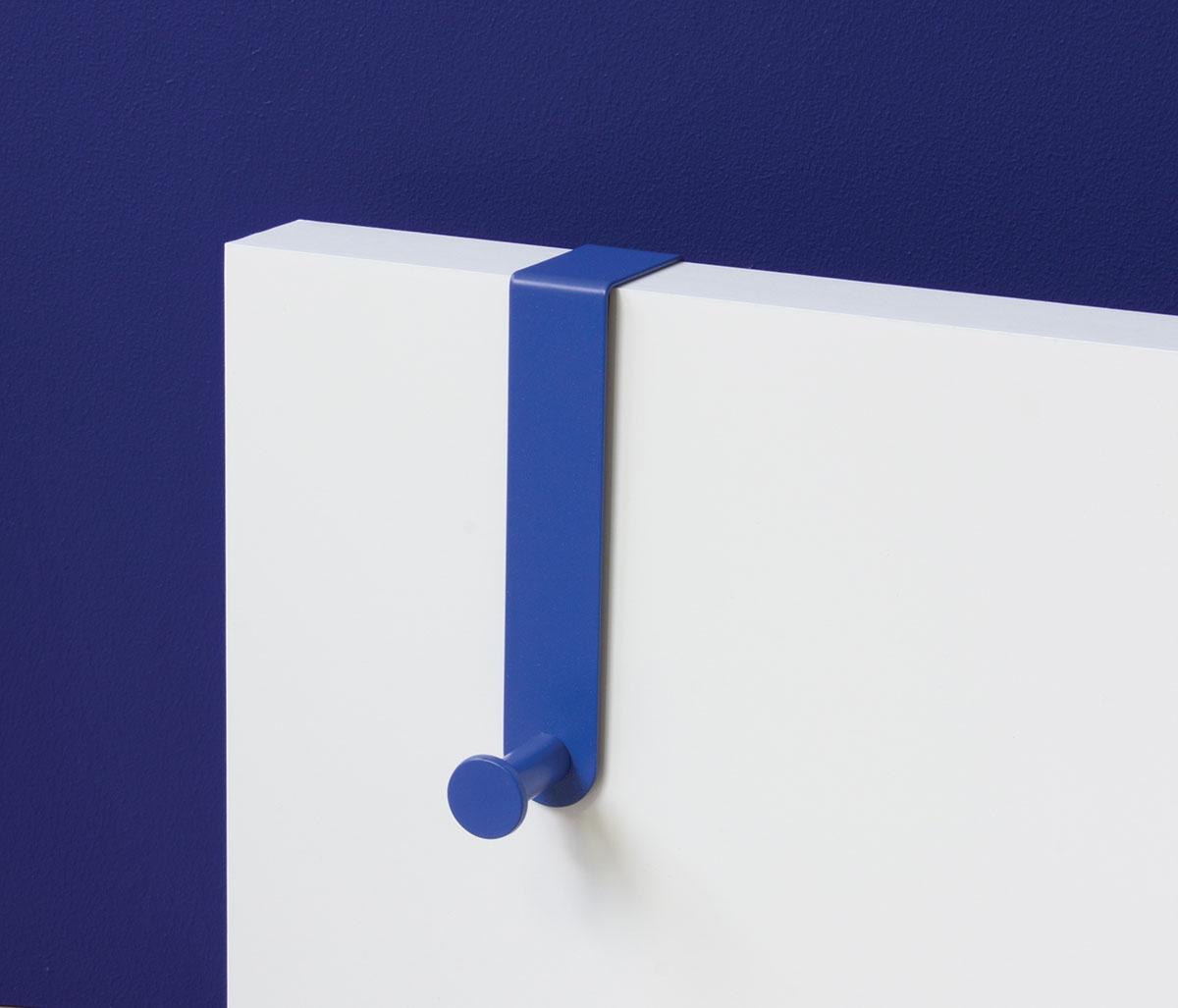Patère Colorée (Bleu)