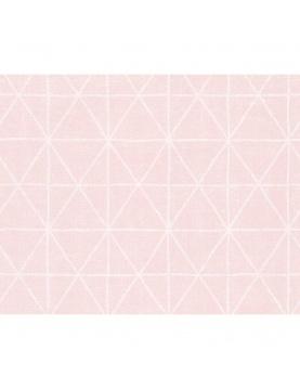 Papier peint esprit nordique et géométrique