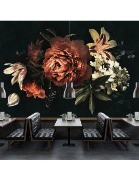 Vue panoramique dark flowers