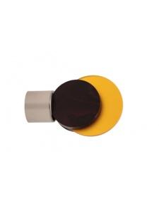 Tope Eclipse Metal diámetro 28 mm