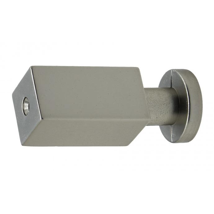 Kit Câble Supports Entre-Murs (Nickel Satiné)
