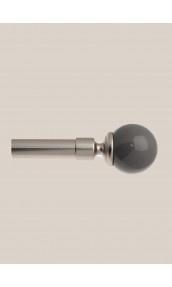 Kit Tringle complet Boule ext 120-210cm