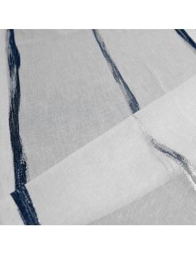 Tissu en étamine à jacquard coloré