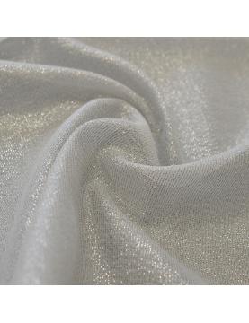 Tissu en étamine avec lurex Non Feu M1