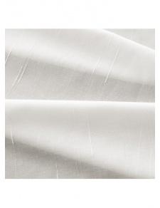 Tissu en voile d'étamine filetée