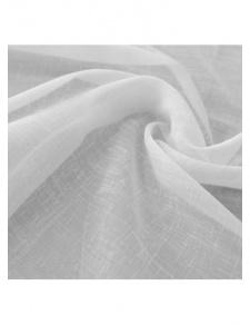 Tissu en voile étamine unie