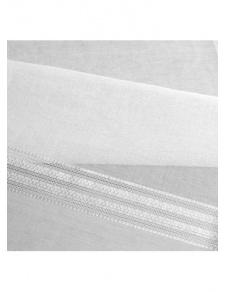 Tissu avec base tissée