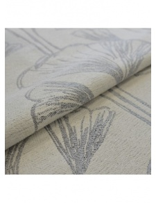 Tissu d'ameublement floral