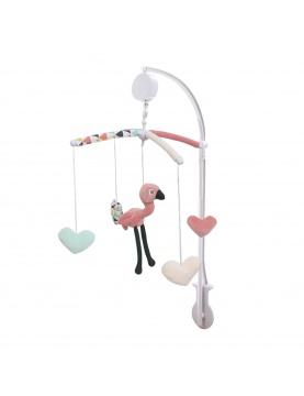 Mobile musical Flamingo
