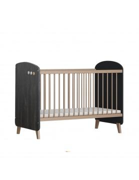 Lit bébé à sommier ajustable