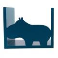Étagère murale Hippo (Bleu Marine)