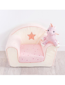 Fauteuil club convertible JOLLY