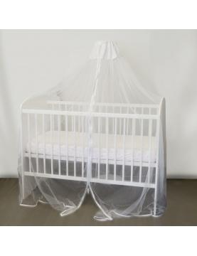Ciel de lit et moustiquaire