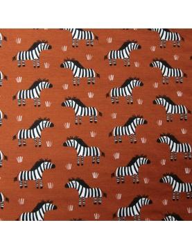Tissu imprimé Zebro