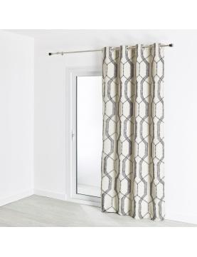 Cortina de mobiliario de Jacquard 140 x 260 cm