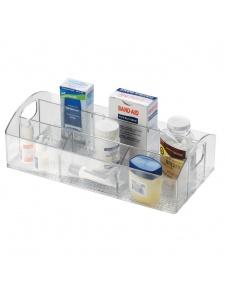 Boîtes de Rangement Médical à Poignées