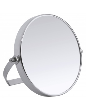 Miroir sur cadre Silver