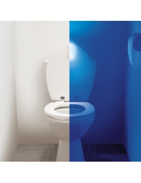 Abattant WC Lumineux 'Everlight'