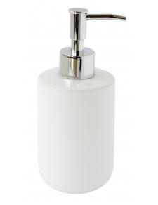 Distributeur de Savon Blanc en Céramique